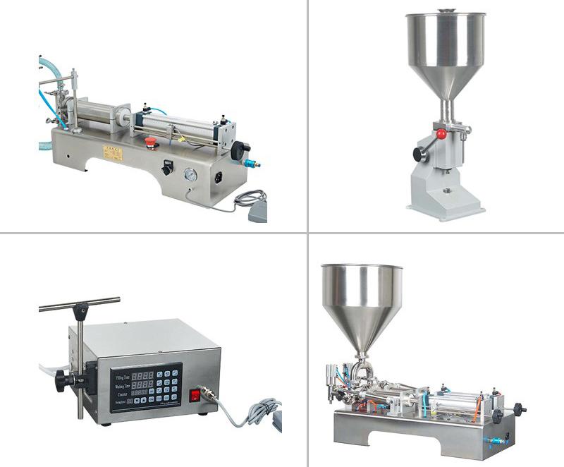 Manual Liquid Glycerin Suppository Filling Machine