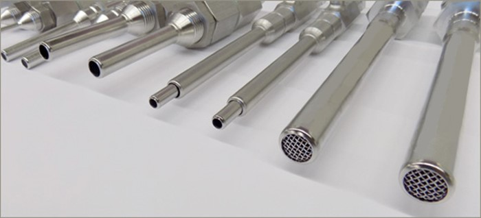 Different type of nozzles used in spray filling machine