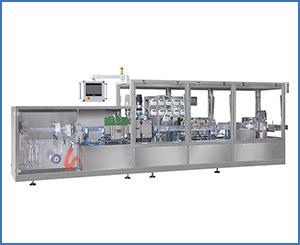 APKGGS-240(P10) Horizontal Liquid Filling And Sealing Machine