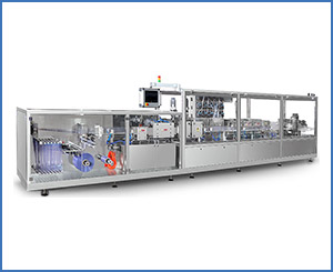 APKGGS-240(P15) Horizontal Liquid Filling And Sealing Machine