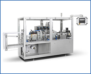 APKGGS-240(P5-A) Horizontal Liquid Filling And Sealing Machine