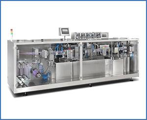 APKGGS-240(P5) Horizontal Liquid Filling And Sealing Machine