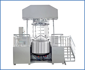 APKYGJ Vaccum Toothpaste Making Machine Toothpaste Production