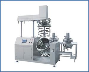 APKZRJ Up Homogenizer Vacuum Emulsifying Mixer