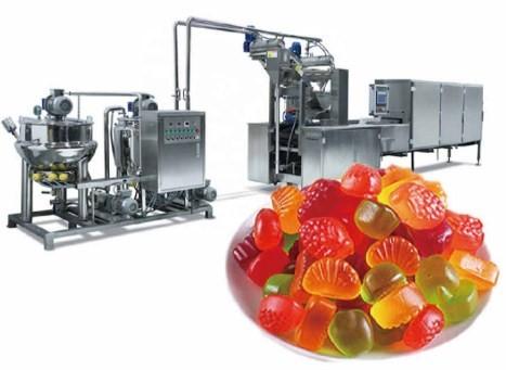 Aipak Gummy Bear Making Machine