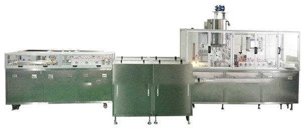 Aipak High Speed Suppository Production Line