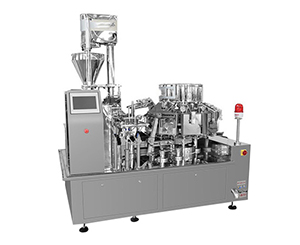 Automatic Vacuum Rotary Packing Machine For Pickles-