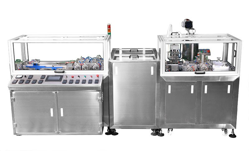 Urethral Suppository Filling Machine