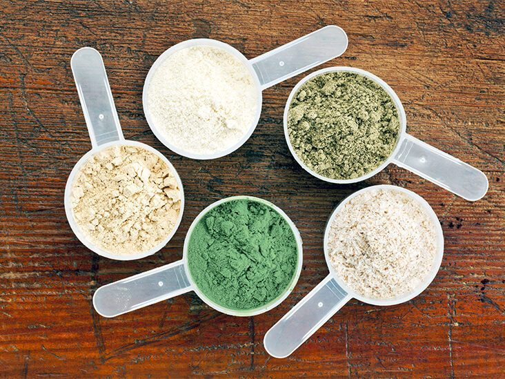 Different Powders