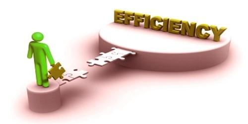 Factors for Efficiency