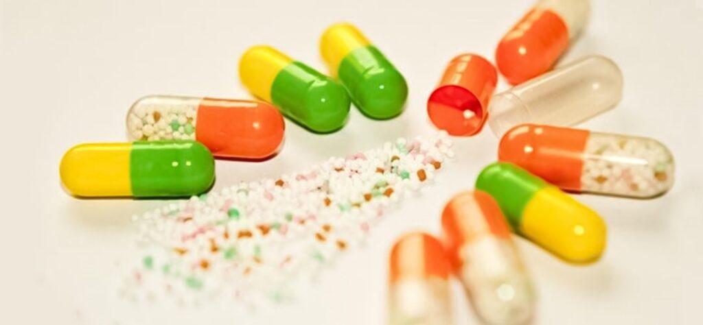 Pellets & capsules
