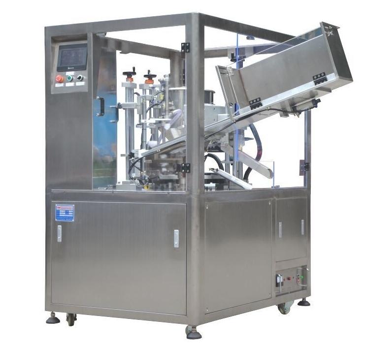 Ultrasonic tube Filling Machine