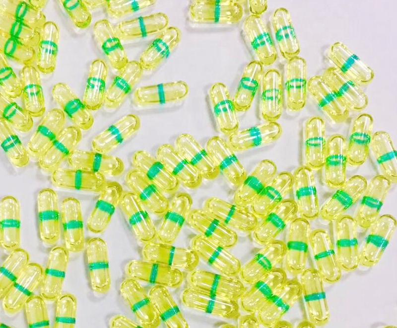 capsule liquid filling machine products 7