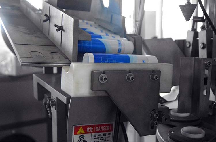 tube filling machine details