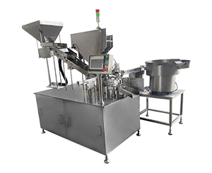 APK-40A Effervescent Tablets Packing Machine