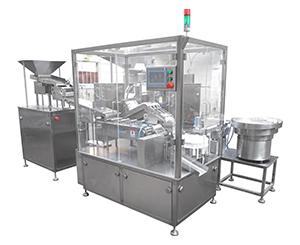 APK-60 Effervescent Tablets Packing Machine
