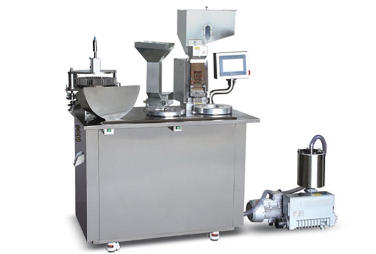 Aipak CGN-208D2 semi-automatic capsule filling machine