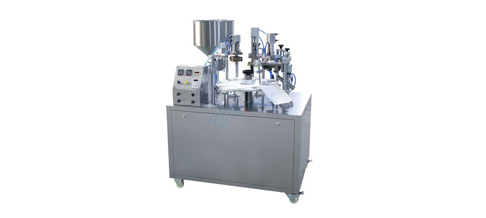 Aipak NF 30 semi automatic tube filling machine
