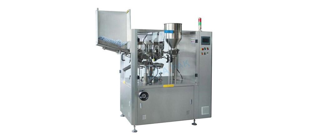 Aipak NF 80 tube filling machine