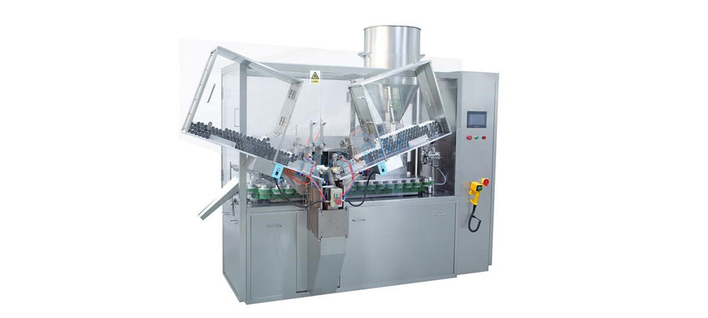Aipak full automatic tube filling machine