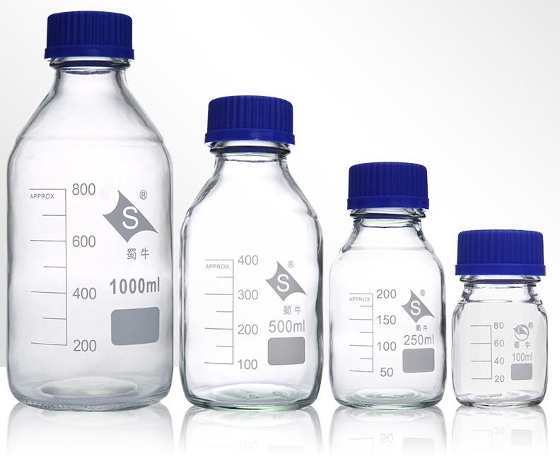 Chemcical Bottles