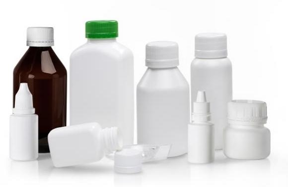 Pharma bottles Sealed