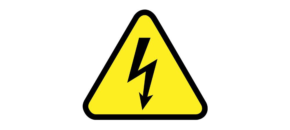 avoid electric shock