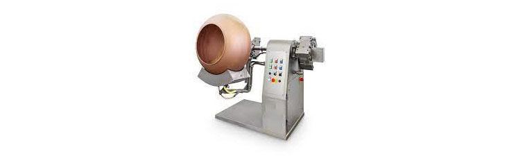 Sugar Coating Machine- Picture Courtesy