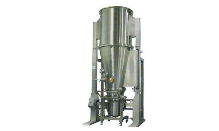 Fluidized Bed Coater - Picture Courtesy