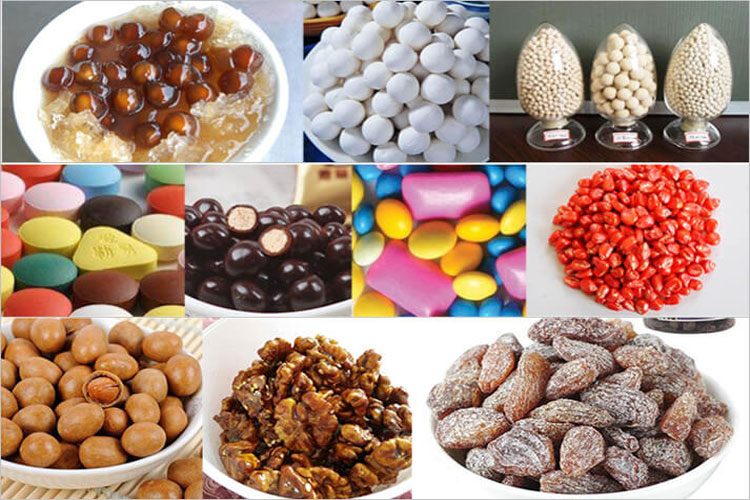 High Quality Coated Foods- Picture Courtesy