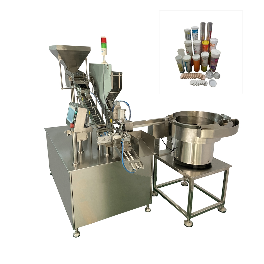 Semi-Automatic Effervescent Tablet Packing Machine