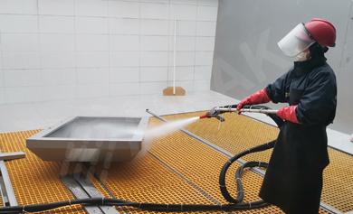 Waterproof-Sandblasting