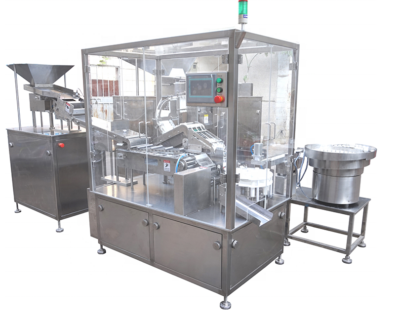 full-Automatic Effervescent Tablet Packing Machine