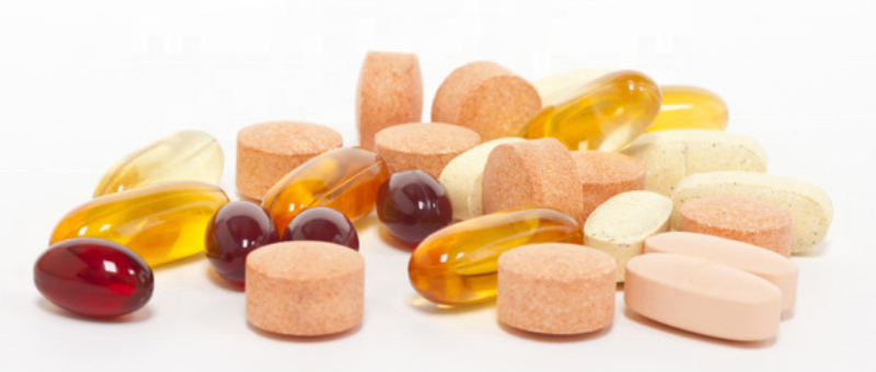various nutraceutical products