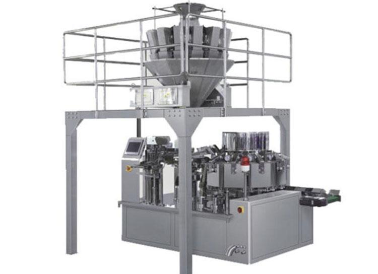 Rotatory Cement Packaging Machine