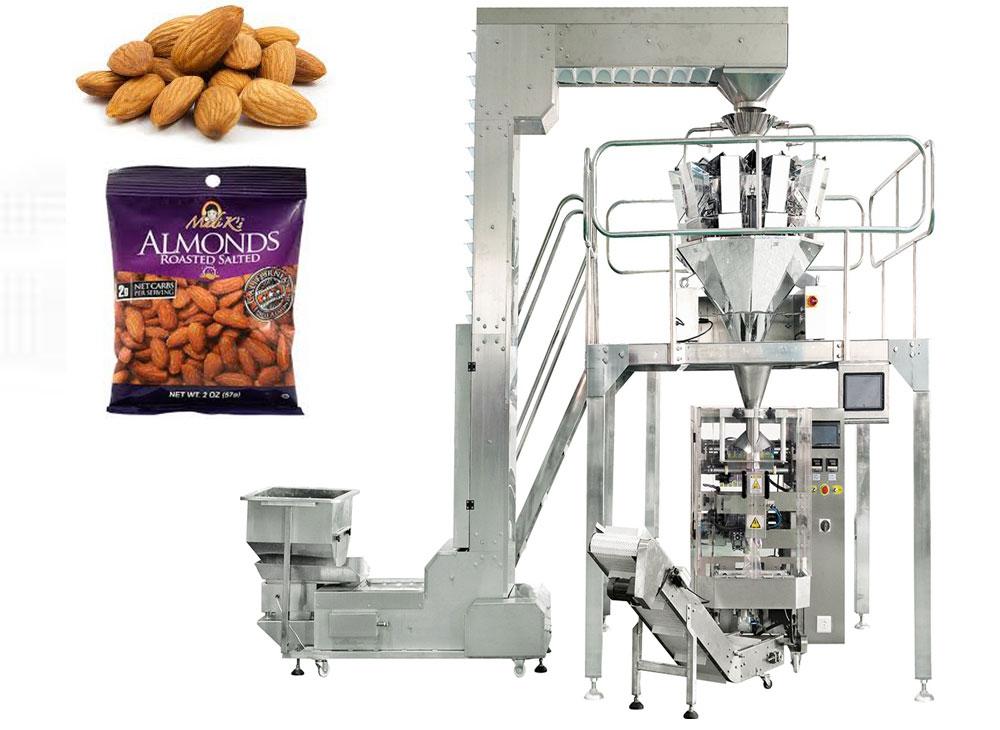 Multi-Head Weigher Packaging Machine