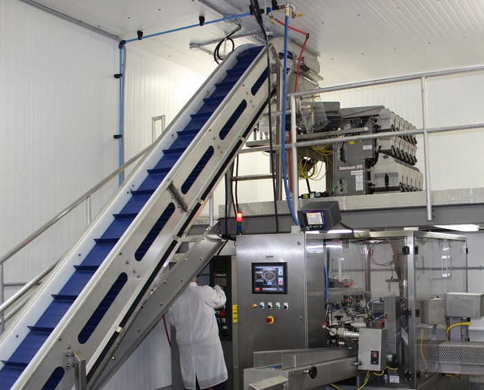 Cleaning of Packaging Machine