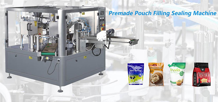 Products that package by Packaging Machine