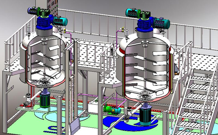 3-D-graphical-Presentation-of-a-large--scale-Vacuum-Emulsifying-Mixer--Picture-Courtesy--Sinaekato