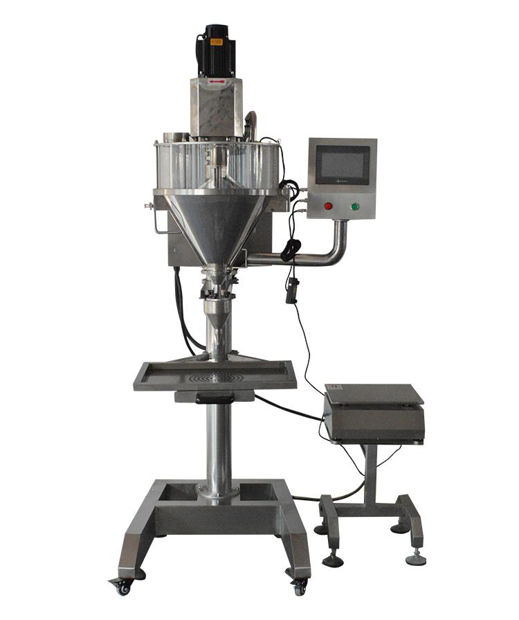 Aipak Semi Automatic Auger Powder Filling Machine