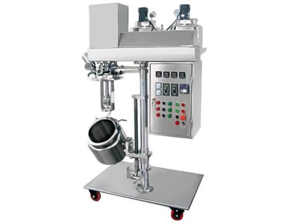Laboratory-Vacuum-Emulsifying-Mixer