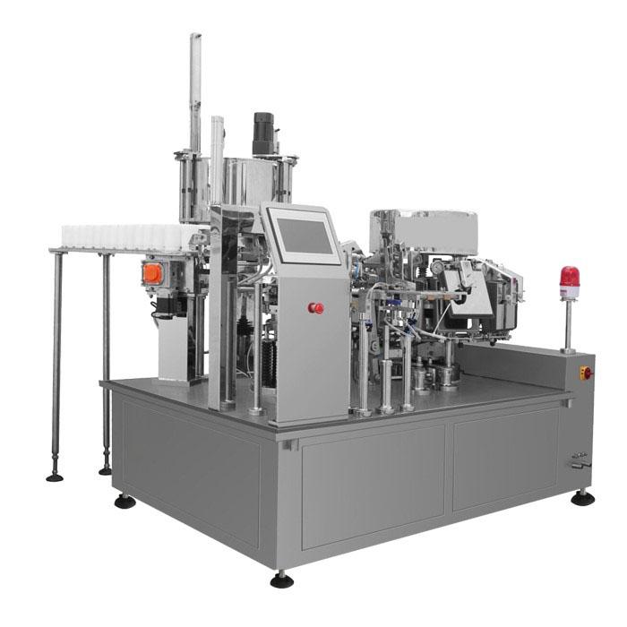Vacuum Rotatory Packaging Machine