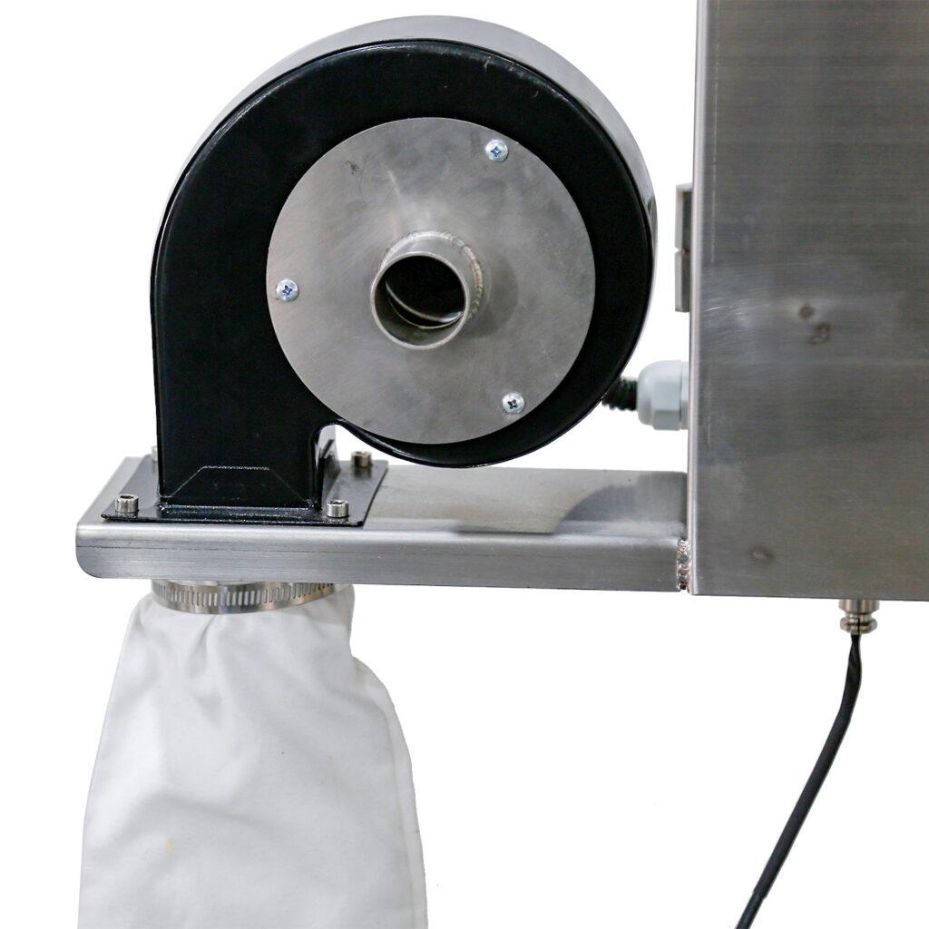 part of powder filling machine 3