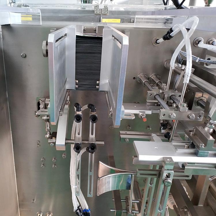parts of rotary packing machine 5