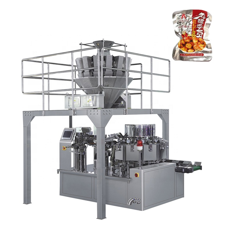 products of rotary packing machine